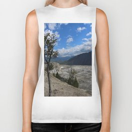Seeing With Your Heart Biker Tank