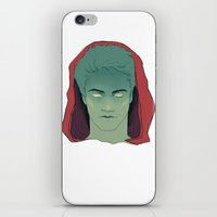 stiles iPhone & iPod Skins featuring Stiles by xxdanaja
