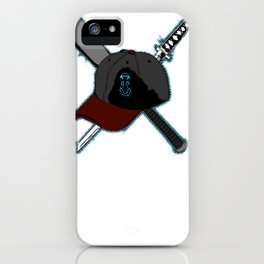 Free Moses iPhone Case