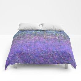 Sparkley Grunge Relief Background G181 Comforters