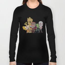 Guarding the Galaxy Long Sleeve T-shirt