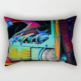 Murder Shack Electronics Rectangular Pillow