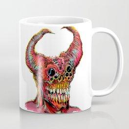 Demon Head Coffee Mug