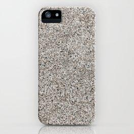 Grey Concrete Urban Style iPhone Case