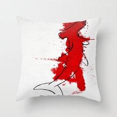 tiburó Throw Pillow