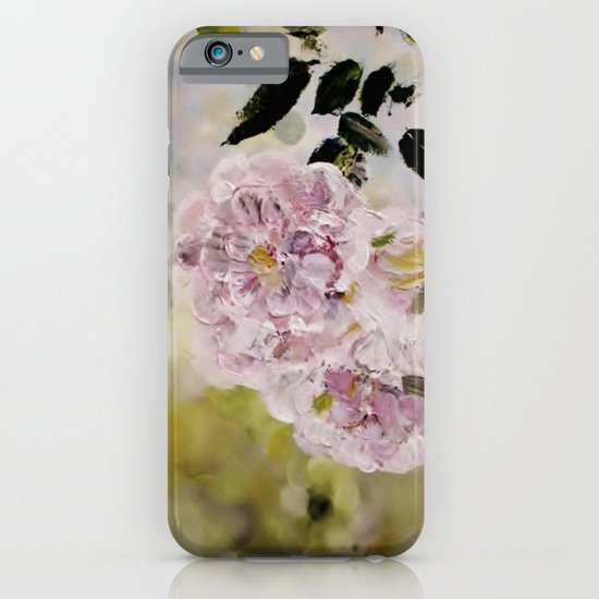 Rosy days iPhone & iPod Case