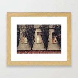 Sing. Framed Art Print