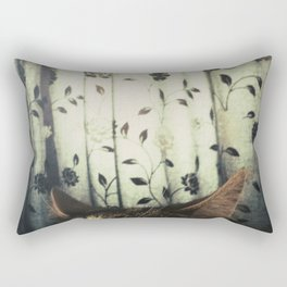 The Waking Sunrise Rectangular Pillow