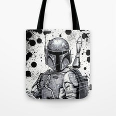 Boba Fett: Bounty Hunter Tote Bag