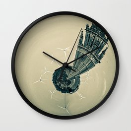 Ampudia Little Planet Wall Clock
