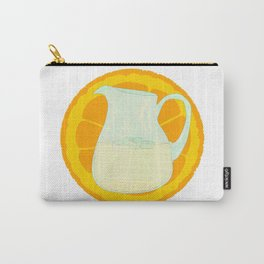 Cool Orangeade Carry-All Pouch