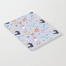 Eeveeloution Pattern Notebook