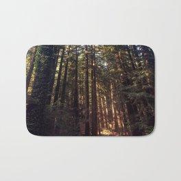 Listen to the Redwoods Bath Mat