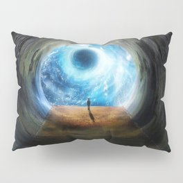 The Time Traveler Pillow Sham