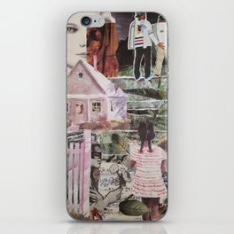 You Are Known by the Colors You Keep iPhone Skin