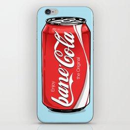 Bane Cola iPhone Skin