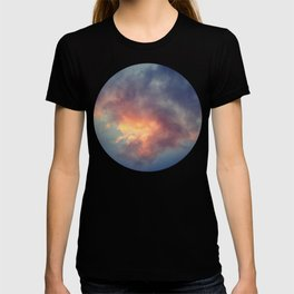 Fiery cloud T-shirt