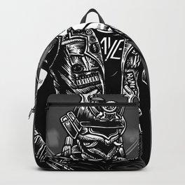 Samurai Punk Backpack
