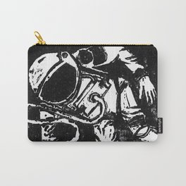 Space Man Carry-All Pouch