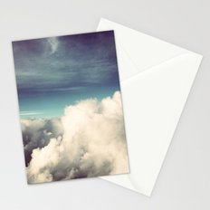 Clouds II Stationery Cards