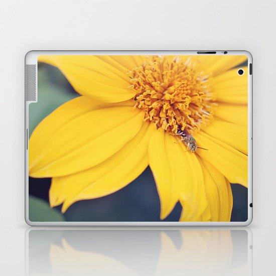 Yellow Jacket Hides Laptop & iPad Skin