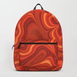 Fiery Fire Backpack