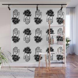 Hands Wall Mural