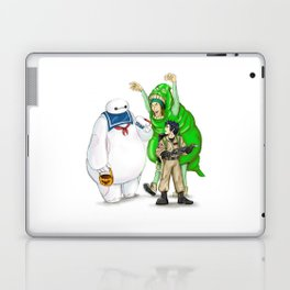 Stay Healthy, Stay Puft Laptop & iPad Skin