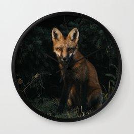 Fox Canada Wall Clock