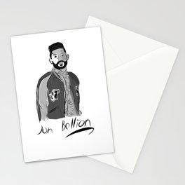 JON BELLION Stationery Cards