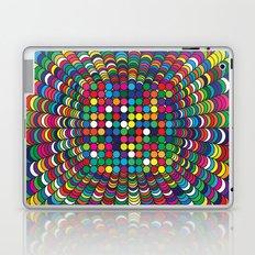 Focus Geometric Art Print. Laptop & iPad Skin