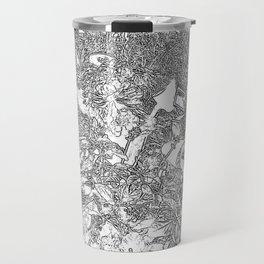 Container Gardening Travel Mug