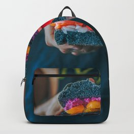 Black LT Sandwich Backpack