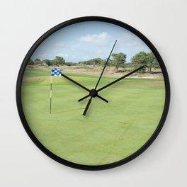 Golf du Touquet, France Wall Clock