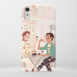 Coffee Date iPhone Case