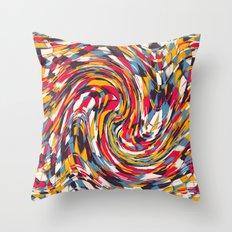 Spinning Throw Pillow