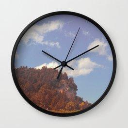 Mackinac Island in the Breeze Wall Clock
