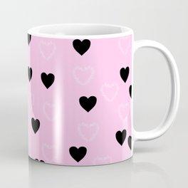 Coraçãozinhos perfeitos!! Coffee Mug