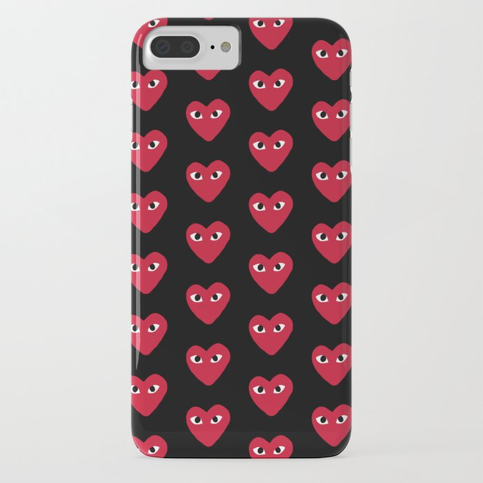 commes des garcons iphone case