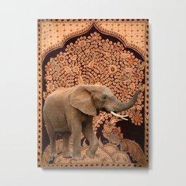 Hathi - Rudyard Kiplings Jungle Book Metal Print