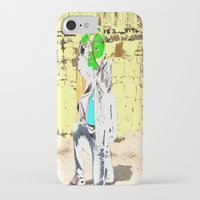 photographer iPhone & iPod Cases featuring Photographer by lookiz