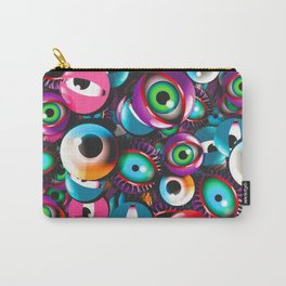 Monster Eyes Party Carry-All Pouch