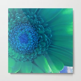 To Be a Different Kind of Flower Metal Print
