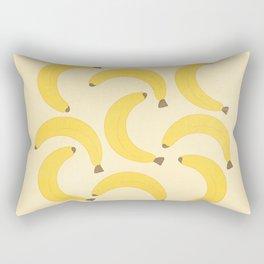 Bananas For You Rectangular Pillow