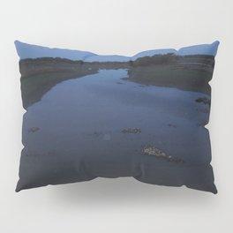 Creek At Dusk Pillow Sham