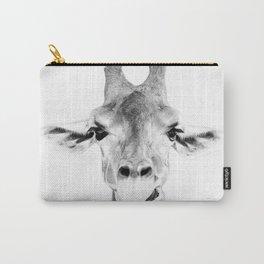 Hey Giraffe Carry-All Pouch