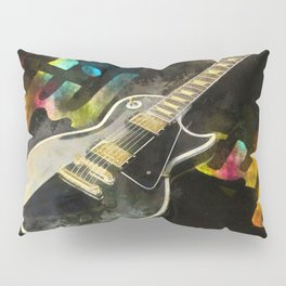 Come on Feel the Noise (Gibson Lp) Pillow Sham