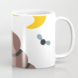 Poop Flies Coffee Mug