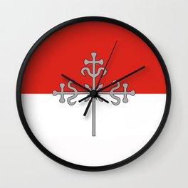 Suiti Flag Wall Clock