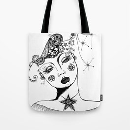 You Have No Clue What Is In My Head GRRL Tote Bag